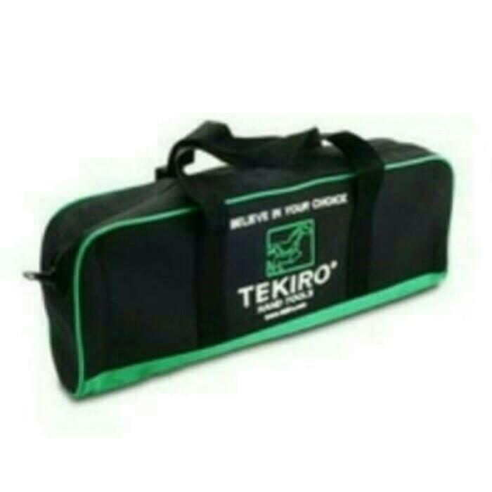 Dijual TEKIRO Tool Bag Terpal Unik