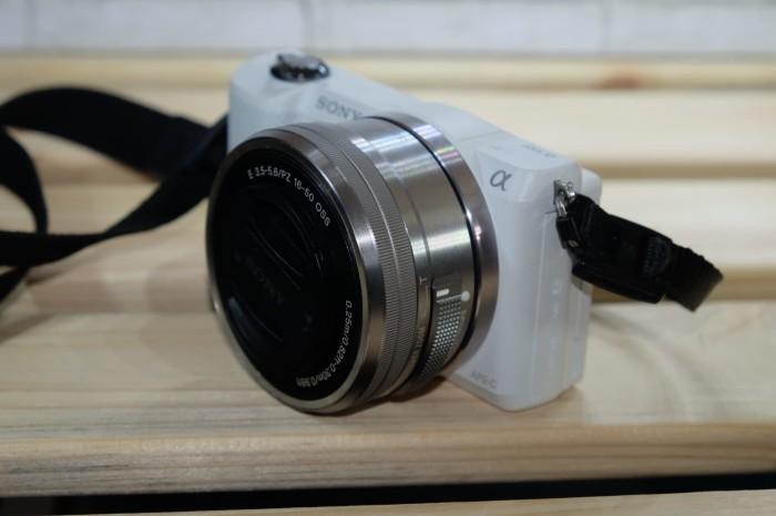 Jual Kamera Vlog Sony A5000 Mirrorless Sony A5000 Dki Jakarta Hypedia Tokopedia