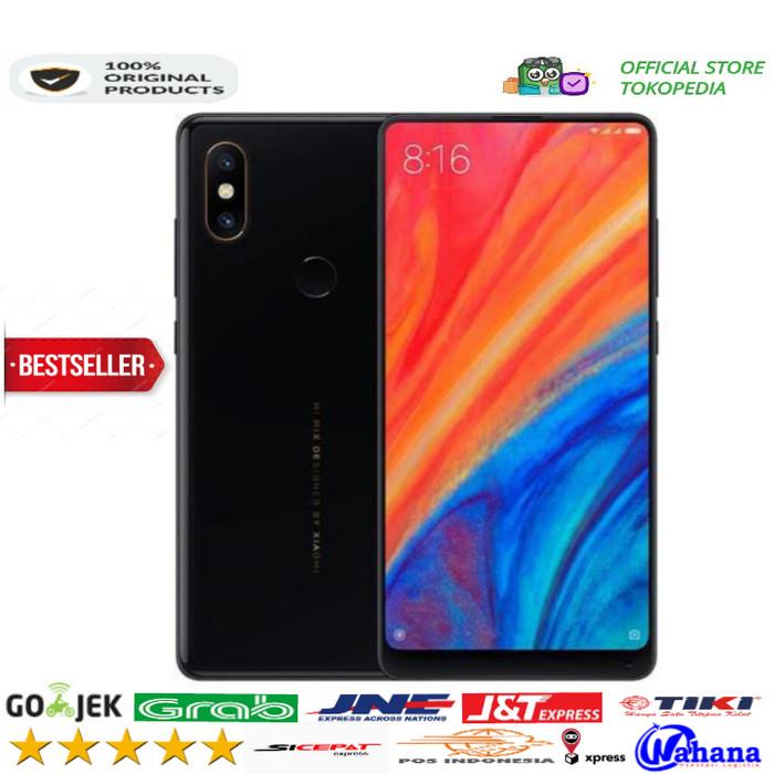 harga Xiaomi mi mix 2s 6/128 black global new !!! Tokopedia.com