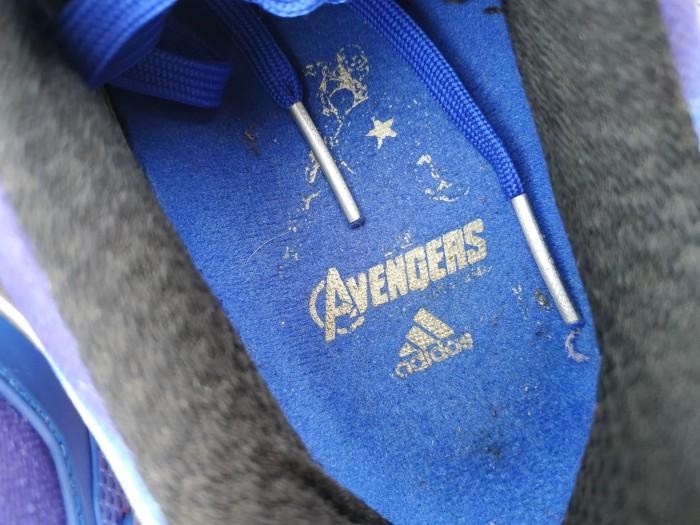 Jual Sepatu Adidas Response Boost Marvel Avenger Captain America