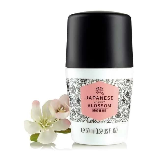 The Body Shop Japanese Cherry Blossom Deodorant 50ml - Blanja.com