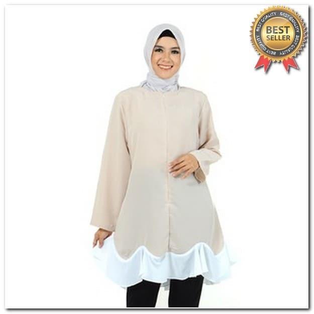 XNIB Fashion Binx Fashion 013 - Bala Baju Atasan Blouse Tunik Wanita