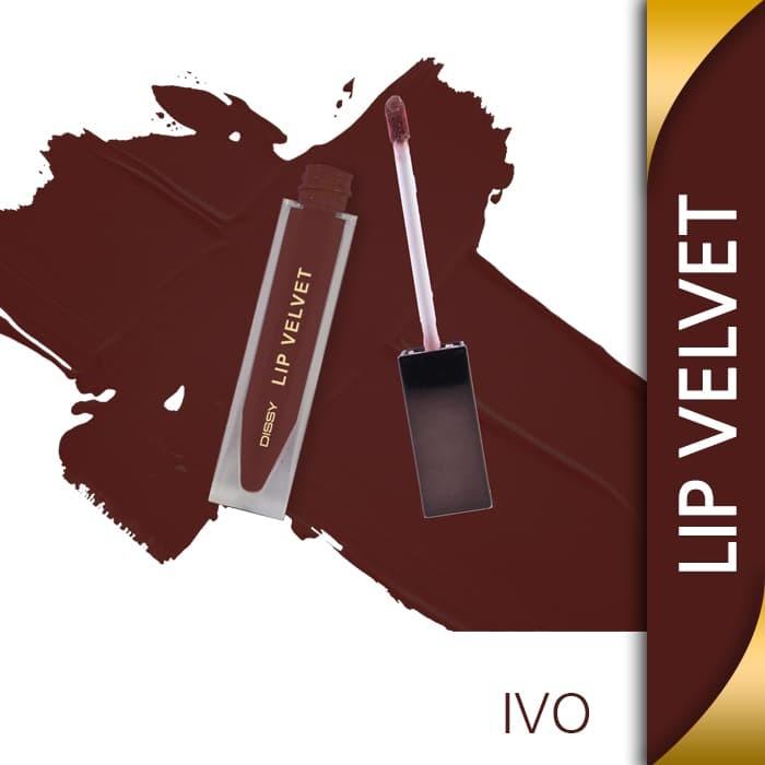 harga Dissy lip velvet ivo Tokopedia.com