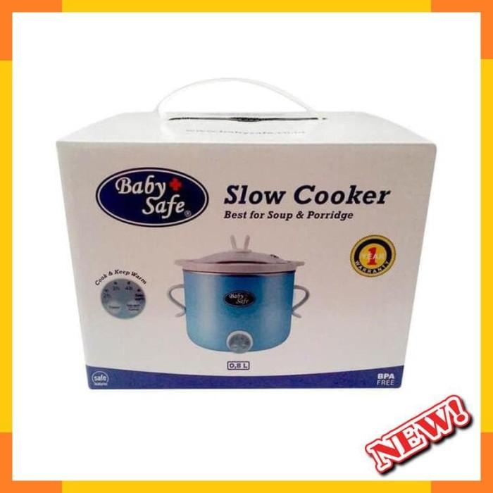 Baby Safe Slow Cooker Digital 08L LB007