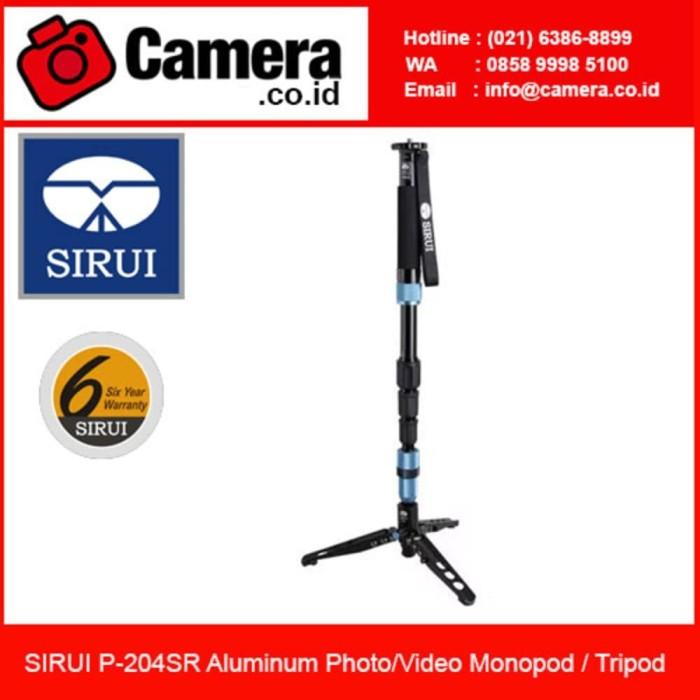 SIRUI P-204SR Aluminum Photo Monopod Bymon874