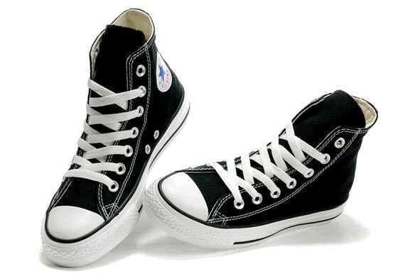 Jual Sepatu Murah Converse All Star Hi Black Made In Vietnam ... 5e15052837
