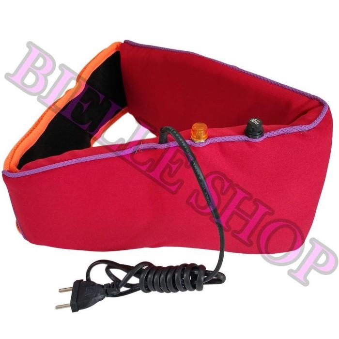 Best Bantal Panas Sabuk ABK - Belt Magnetic - Bantal Hangat - Merah