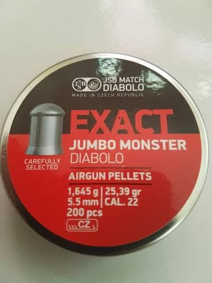 harga Mimis jsb jumbo monster cal 22/5-5mm Tokopedia.com
