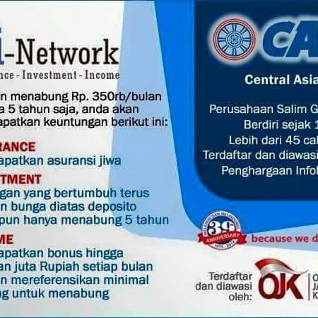 Jual Tabungan Multiguna Car 3i Networks 0822 1344 5193 Dki Jakarta