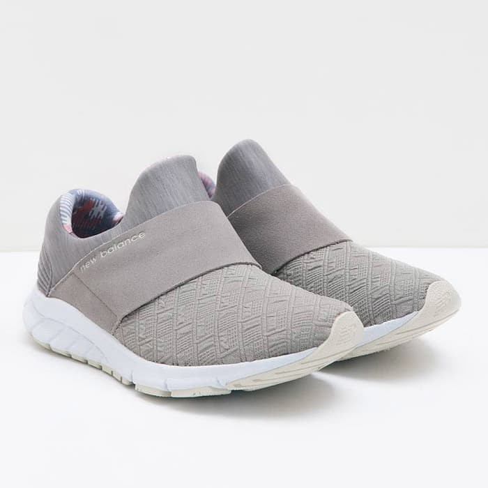 Jual Sepatu New Balance Slip On Rush Olive Wanita Ori - Lunamita ... b6a510cab7