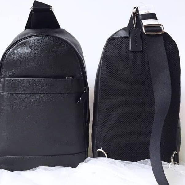 90bc45b7ff7c Jual Coach Charles Sling Bag Leather - Kota Medan - Bag s   Wallet s ...