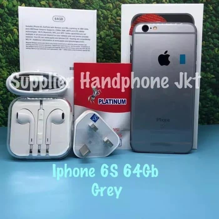 Jual Handphone Iphone 6s Dki Jakarta Alexis Collection 88
