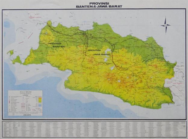 Kumpulan Map Gambar Peta Peta Provinsi Dki Jakarta Lengkap