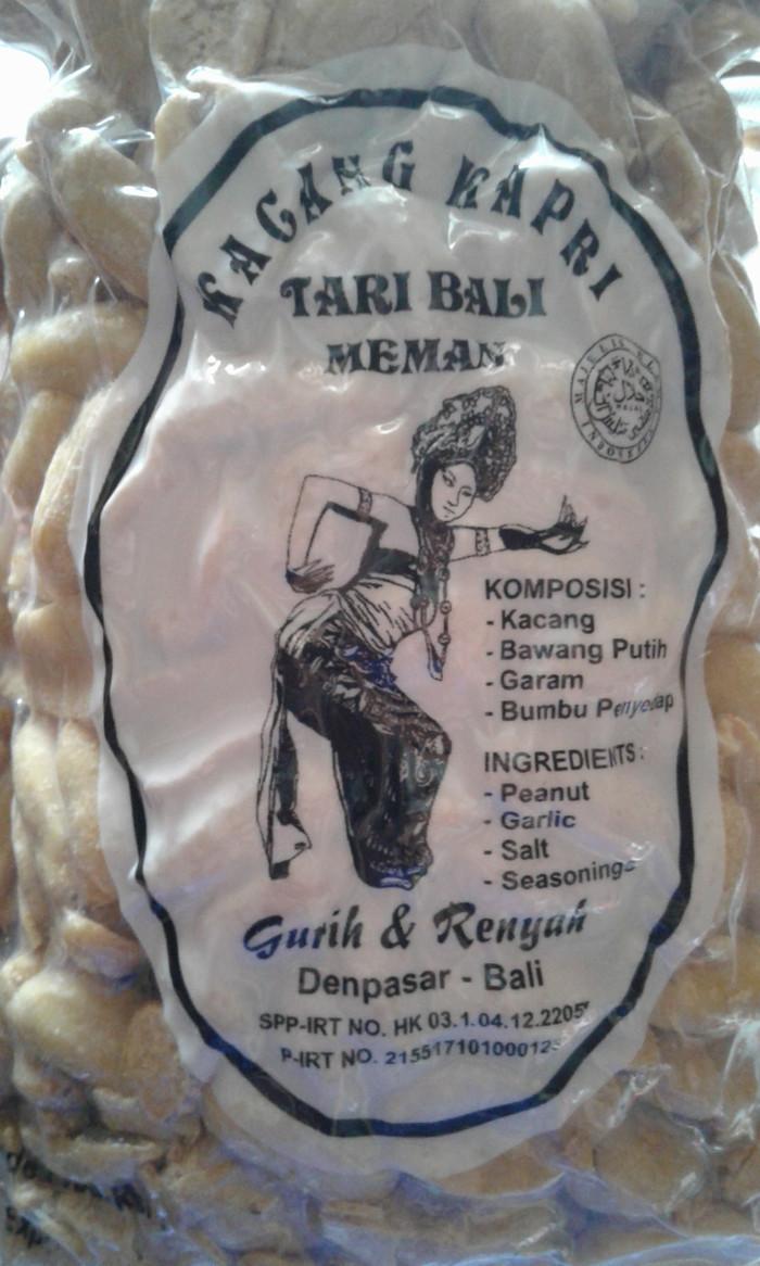 Jual Kacang Kapri Tari Bali Kota Denpasar KACANG KAPRI TARI BALI