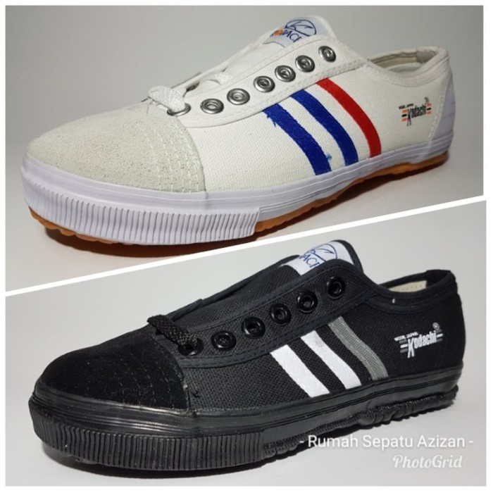 Sepatu Kodachi 8111 Sepatu Capung Sepatu Badminton Sepatu Volley - Putih a93dc8e160