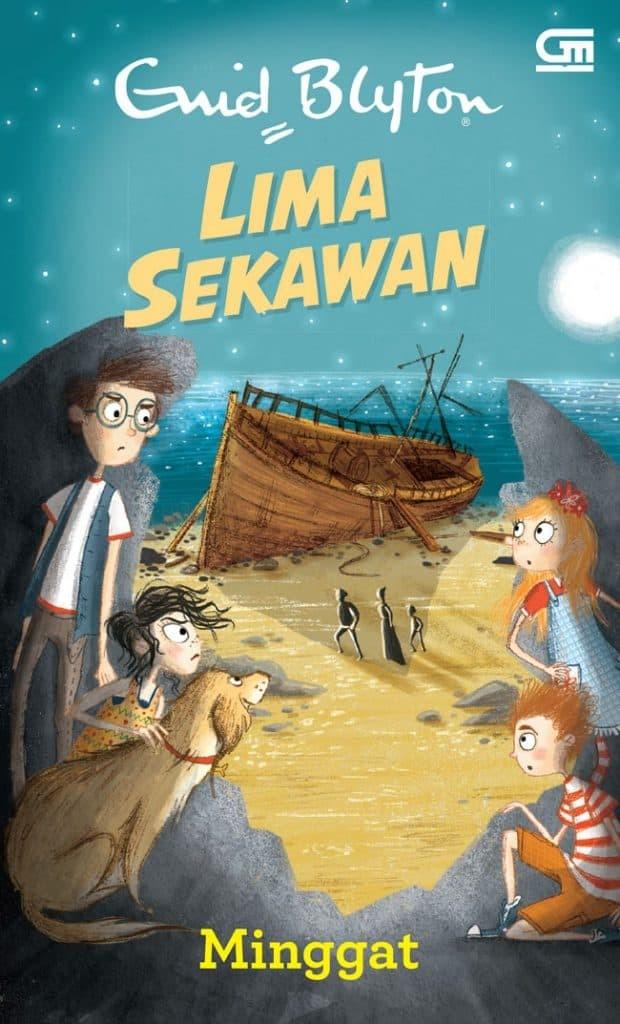 Ebook Lima Sekawan Bahasa Indonesia