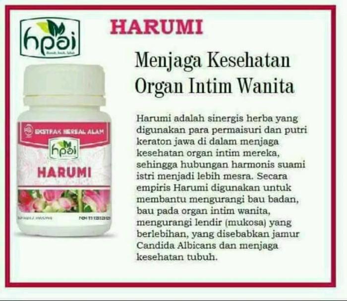 Terlaris Produk HPAI harumi hni hpai pembersih organ kewanitaan obat