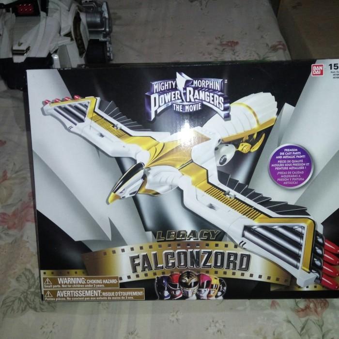 harga Legacy falconzord/megazord Tokopedia.com