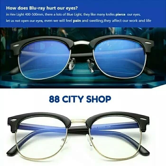 ... harga Kacamata blue ray anti radiasi hp komputer laptop lcd tv dan  electroni Tokopedia.com 2a943f3b08