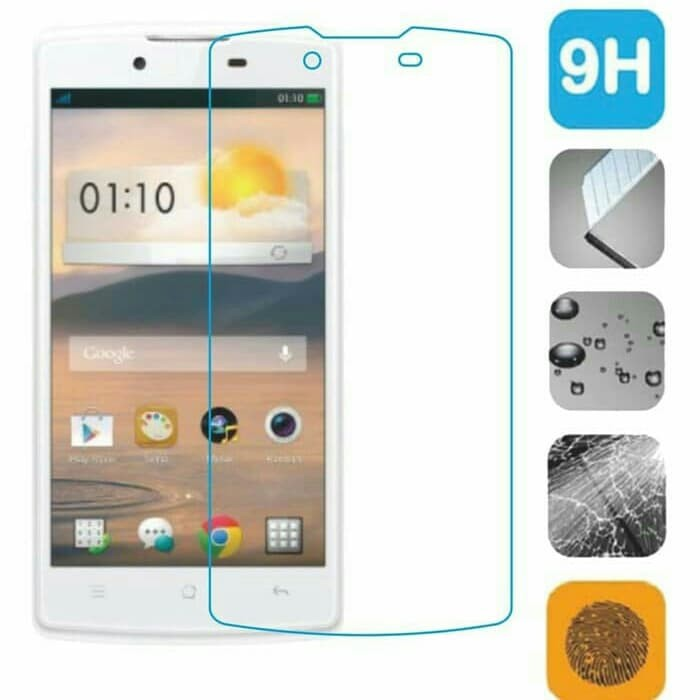 Clear Tempered Glass OPPO NEO K R831 Screen Guard Anti Gores Kaca 9H