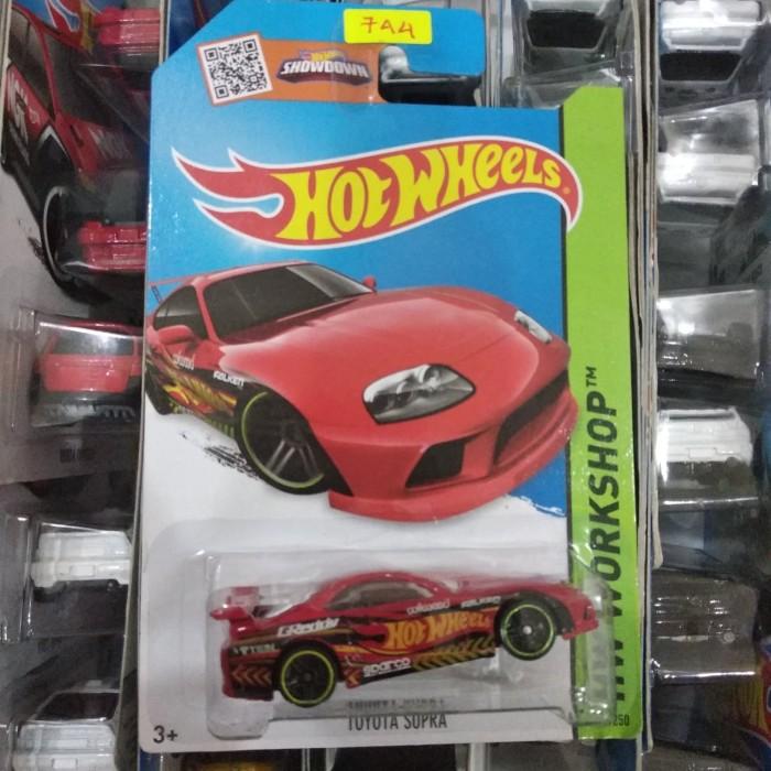 2015 Toyota Supra >> Hotwheels 2015 Toyota Supra Red