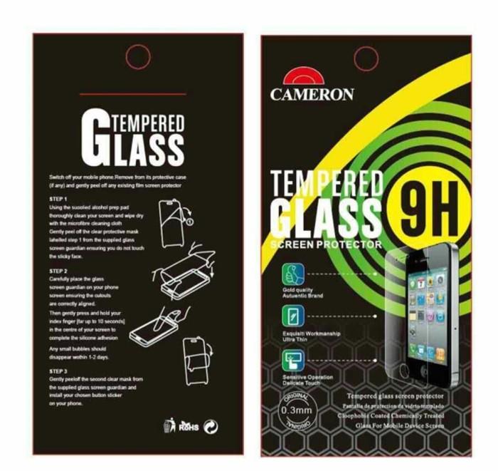 TERBARUUU Tempered Glass Cameron Lenovo A6000 Original Anti Gores Kac