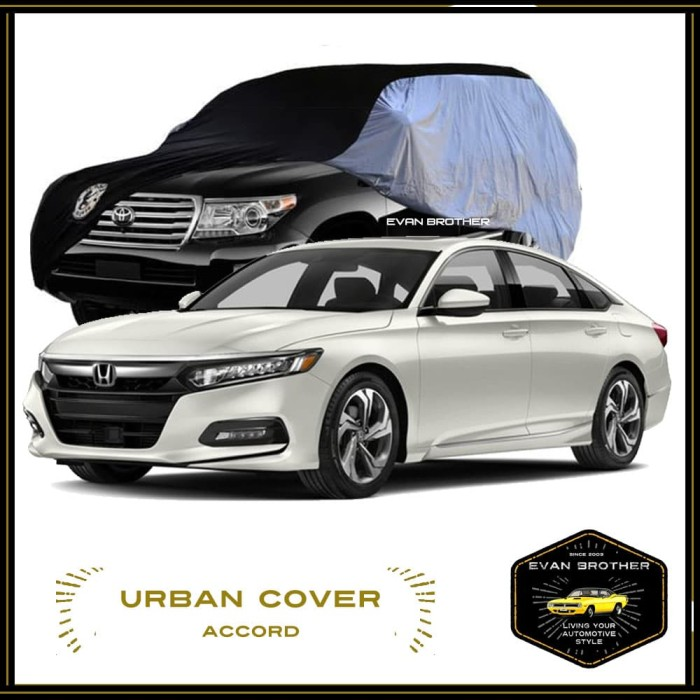 Cover URBAN Mobil Accord Teana Galant / sarung mobil waterproof