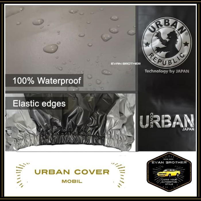 Cover URBAN Mobil Accord Teana Galant / sarung mobil waterproof