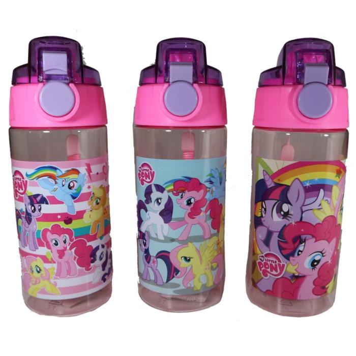 harga Botol minum anak sekolah aneka karakter my little pony Tokopedia.com