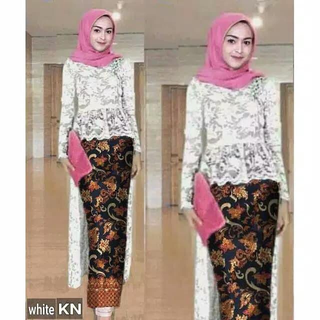Jual Set Kebaya Muslimah Kebaya Wisuda Modern Remaja Resmi Dres Murah Pesta Jakarta Utara Fika Olshop Store Tokopedia