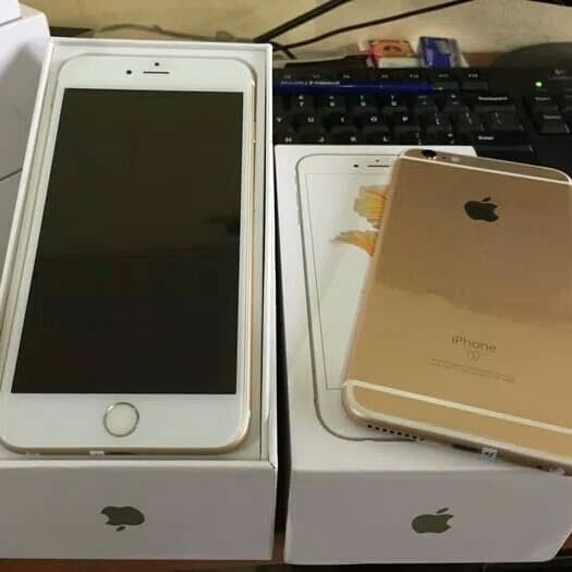 Jual iPhone 6s PLUS 64GB Second Original Fullset Mulus Garansi 2 ... d0cee5930e