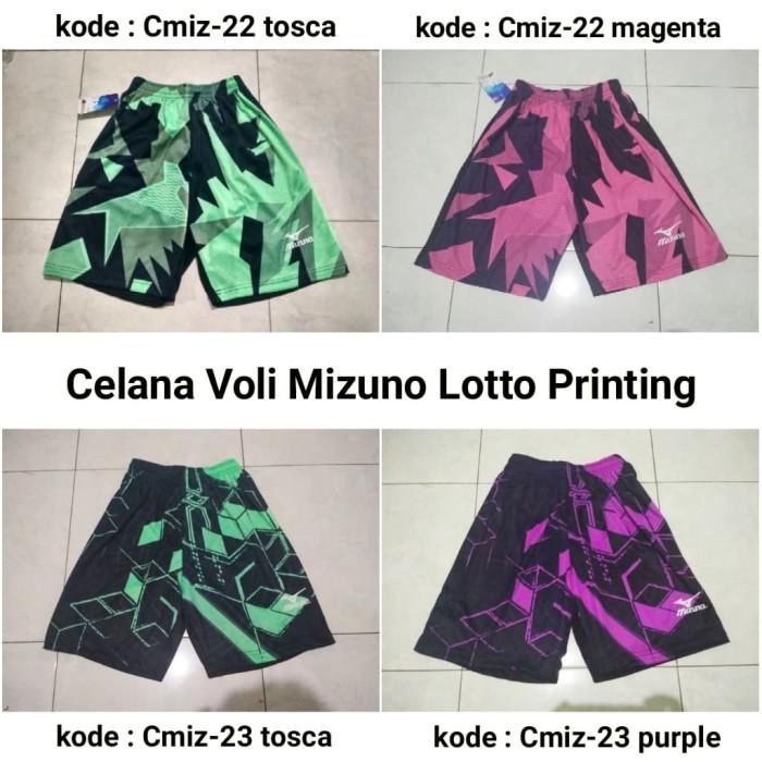 ... harga Celana voli mizuno cmiz-22 cmiz-23 celana pendek voli printing  tebal. Rp. 28500 0d00978767