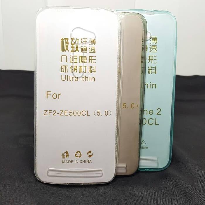 Ultrathin Case For Zenfone Laser 60 Ze601kl Ultrafit Air Case Jelly Source · Jual Asus Zenfone