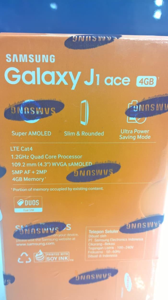 Jual Kualitas Teruji Samsung Galaxy J1 Ace Garansi Resmi 1 Thn 4gb Biru
