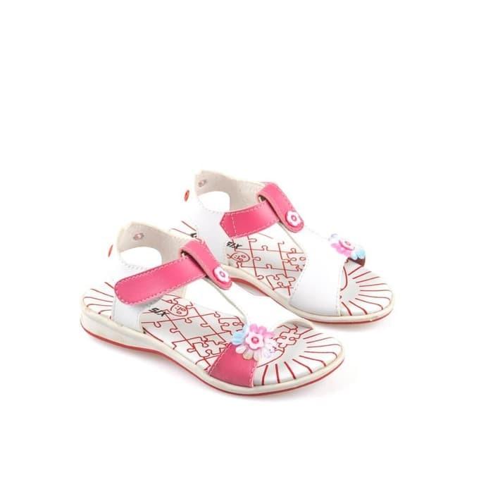 harga Sandal anak wanita anak perempuan putih cbr six eic 004 ori murah Tokopedia.com