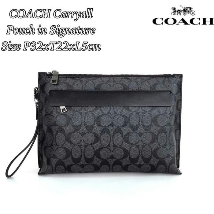 Jual TAS COACH HANDBAG POUCH PRIA WANITA GRADE ORI - TnS shop ... 63d5fda453