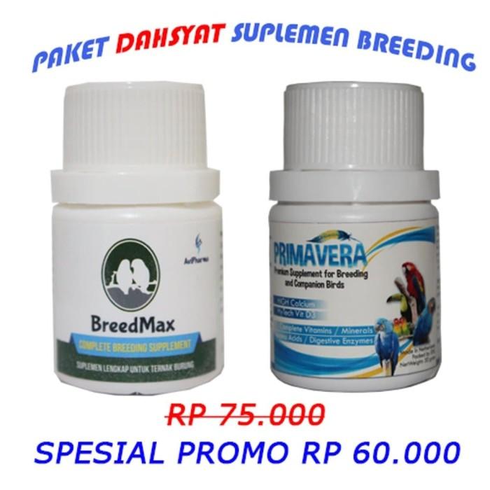 Paket Suplemen Breeding DAHSYAT