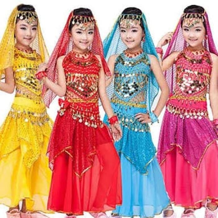80 Gambar Baju India Anak Paling Keren