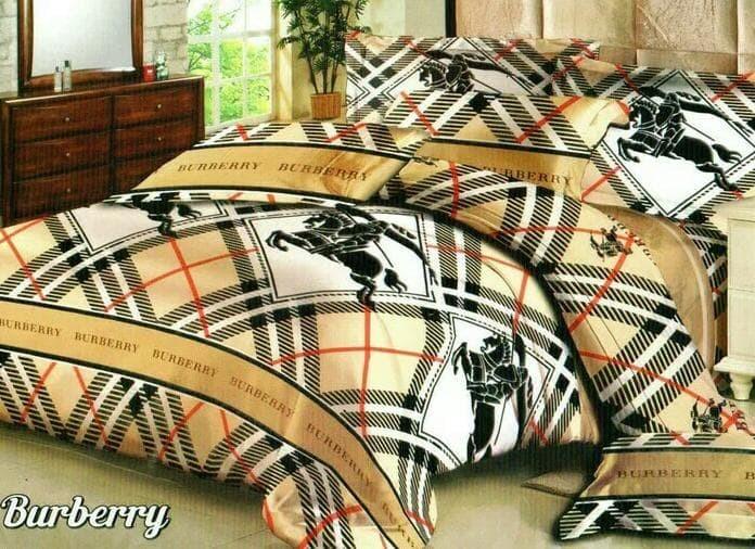 Sprei Fata Jacquard Polos Embos T20 Camelia Rose Ukuran 160x200 Source · Sprei Single Fata Burberry