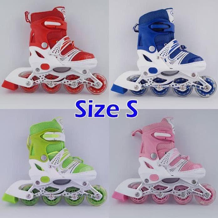 Jual Terlaris ! Sepatu Roda Anak Harga Grosir !! Inline Skate Murah ... 924d160a0e