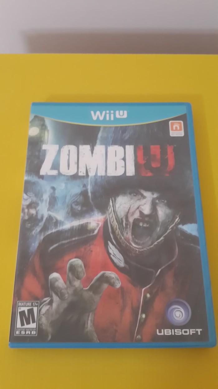 Jual Wii U Zombie U Jakarta Pusat Kareby Game