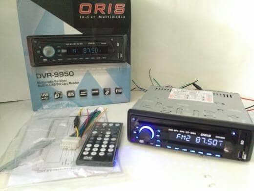 Jual Tape Mobil Single Din Dvd Oris Gisting Rafahendri Tokopedia