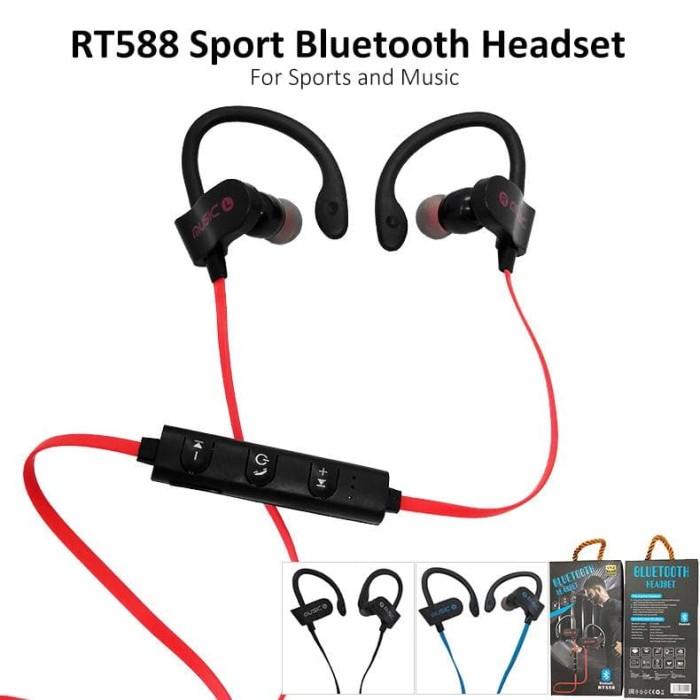 Jual Rt558 Wireless Bluetooth Earphones Jakarta Barat Ellexus Shop Tokopedia