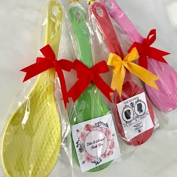 Centong Nasi Souvenir Pernikahan Murah
