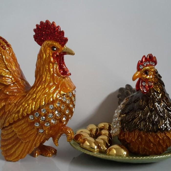 Jual Patung Ayam Jantan Dan Betina Kota Medan Pearson Tokopedia