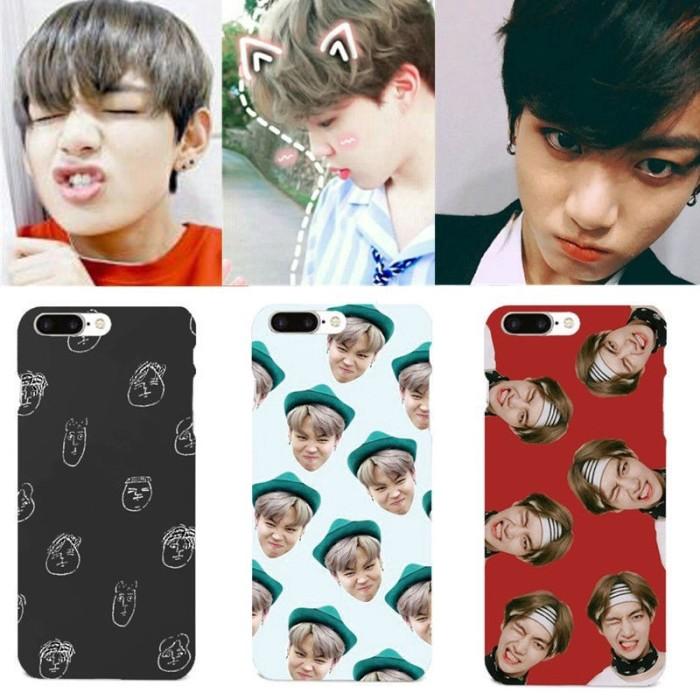 Jual Kpop Bts Phone Case Fake Love Bangtan Boys V Jimin Jungkook Cute Jakarta Utara Feng Xinzi Shop Tokopedia