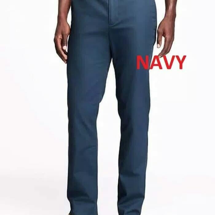 Foto Produk celana big size chino old navy original celana big size dari Free Day Olshop
