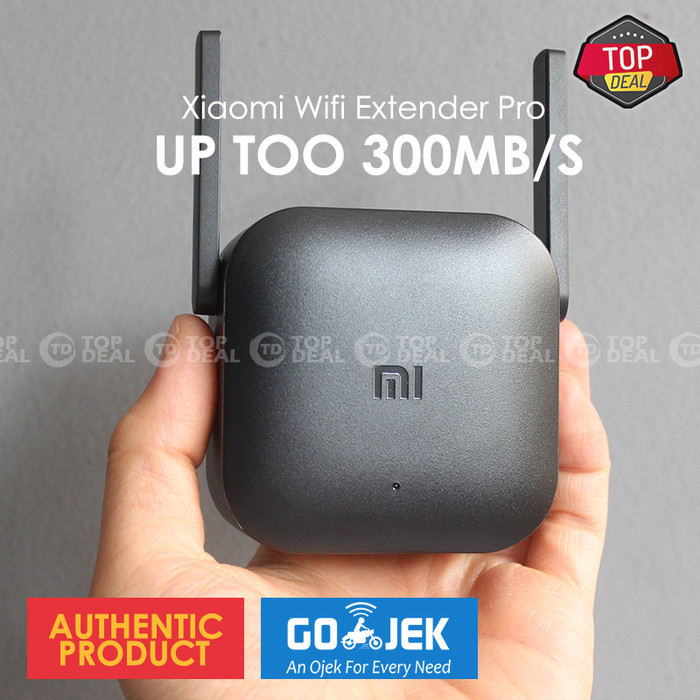 Foto Produk Xiaomi Mi Wifi Wireless Extender Pro Repeater Amplifier R03 Original dari Top Deal