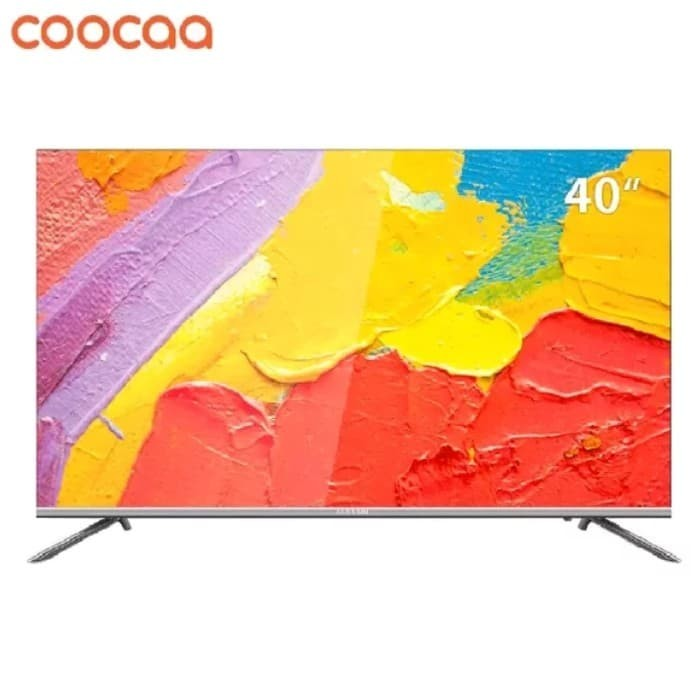 Coocaa 40 inch Full HD LED Smart Tv Android Tv 40S5G