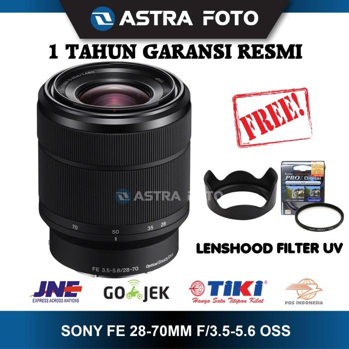 Foto Produk NEW SONY FE 28-70mm F/3.5-5.6 OSS / LENSA 28-70 GARANSI RESMI dari Astra Foto
